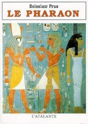 Le Pharaon - Couverture - Format classique