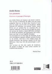 Passeurs (Les) - 4ème de couverture - Format classique