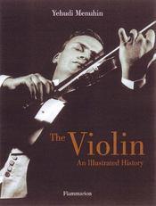 The violin - Couverture - Format classique