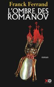 L'ombre des Romanov - Couverture - Format classique