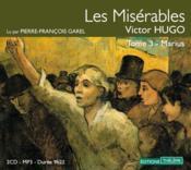 Les misérables t.3 ; Marius - Couverture - Format classique