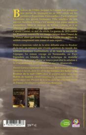 La parure du cygne - 4ème de couverture - Format classique