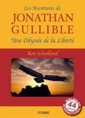 Les aventures de jonathan gullible - Couverture - Format classique