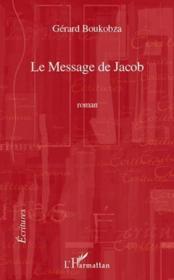 Le message de Jacob - Couverture - Format classique