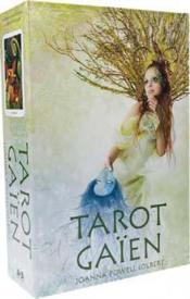 Tarot gaïen ; coffret - Couverture - Format classique