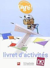 Gagne ! Mathematiques Cm2 Livret D'Activites - Rci - Couverture - Format classique