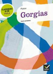 Gorgias - Couverture - Format classique