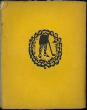 OXFORD ET MARGARET, 25 Bois originaux de Morin-Jean, Coll. Le livre de demain n°65 - Couverture - Format classique