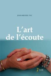 L'Art De L'Ecoute - Couverture - Format classique