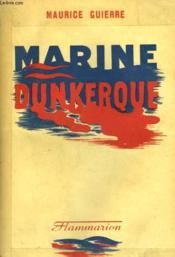 Marine - Dunkerque. - Couverture - Format classique