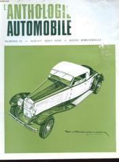 L'Anthologie De L'Automobile N°12 - Couverture - Format classique