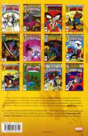 Spectacular Spider-Man ; INTEGRALE VOL.5 ; 1981 - 4ème de couverture - Format classique