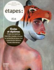 Revue Etapes N.216 - Couverture - Format classique