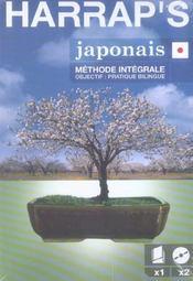 Harrap's japonais methode integrale - Intérieur - Format classique