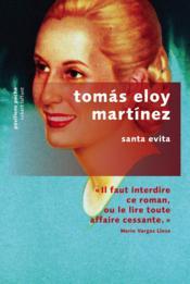 Santa Evita - Couverture - Format classique