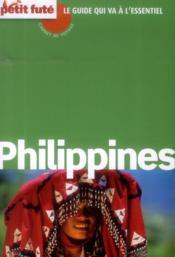 GUIDE PETIT FUTE ; CARNETS DE VOYAGE ; Philippines (édition 2014) - Couverture - Format classique