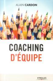 Coaching d'équipe - Couverture - Format classique