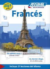 GUIDES DE CONVERSATION ; francés - Couverture - Format classique