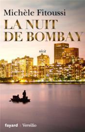 La nuit de Bombay - Couverture - Format classique