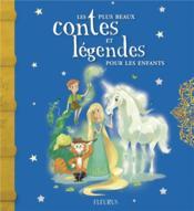 Les plus beaux contes et légendes pour les enfants - Couverture - Format classique