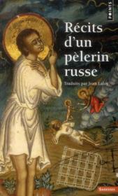 Récits d'un pèlerin russe - Couverture - Format classique