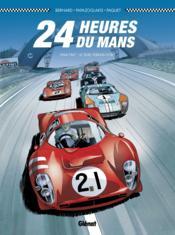 24 heures du Mans T.1 ; 1964-1967 ; le duel Ferrari-Ford - Couverture - Format classique