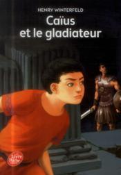 Caïus et le gladiateur - Couverture - Format classique