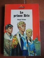 Le Prince Eric. - Couverture - Format classique