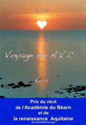 Voyage en AVC - Couverture - Format classique