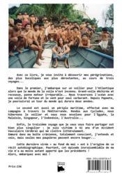 Voyage en AVC - 4ème de couverture - Format classique