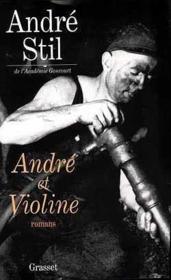 André et Violine - Couverture - Format classique