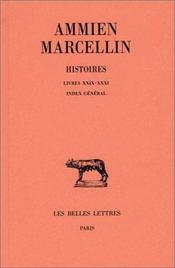 Histoires t.6 ; livres XXIX-XXXI, index général - Intérieur - Format classique
