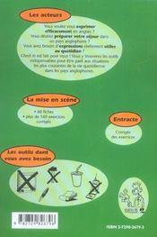 Check In Communiquer Efficacement En Anglais - 4ème de couverture - Format classique