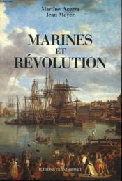 Marines et revolution - Couverture - Format classique