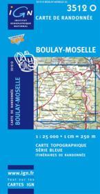 Boulay-sur-moselle - Couverture - Format classique