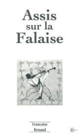 Assis Sur La Falaise - Couverture - Format classique