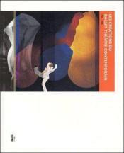 Les créations du ballet théâtre contemporain, 1968-1988 - Couverture - Format classique
