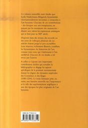 Derviche Et La Ville (Le) - 4ème de couverture - Format classique