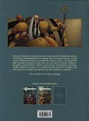Camilo t.2 - 4ème de couverture - Format classique
