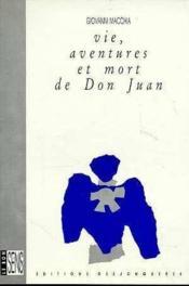 Vie, aventures et mort de Don Juan - Couverture - Format classique