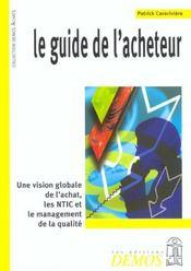 Guide De L'Acheteur Code Renvoi Vers S363566 - Intérieur - Format classique