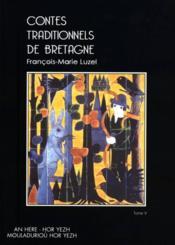 Contes traditionnels de bretagne t.5 - Couverture - Format classique