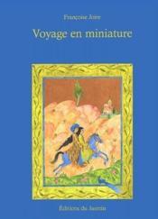 Voyage en miniature - Couverture - Format classique