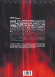 Grain de sable t.1 ; redemption - 4ème de couverture - Format classique