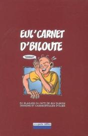 Eul carnet à biloute - Couverture - Format classique