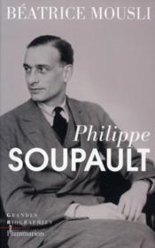 Philippe Soupault - Couverture - Format classique