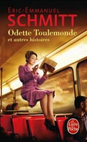 Odette Toulemonde et autres histoires - Couverture - Format classique