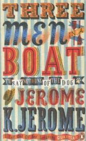 Three Men in a Boat - Couverture - Format classique