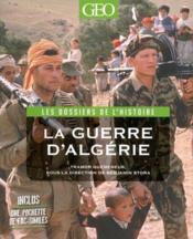 Guerre D'Algerie - Couverture - Format classique