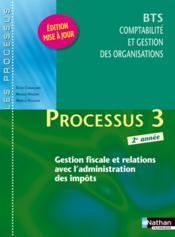 Les Processus 3 - Couverture - Format classique